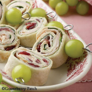 Tortilla Roll Up Appetizers Recipes