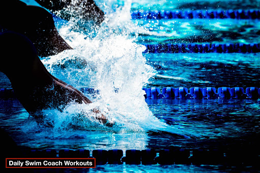 Daily Swim Coach Workout #498