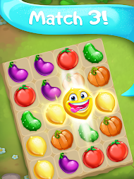 Funny Farm match 3 Puzzle game! APK screenshot thumbnail 6
