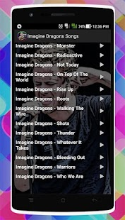Imagine Dragons Songs - náhled