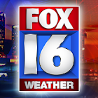 KLRT Fox 16 Weather Fox16.com icon