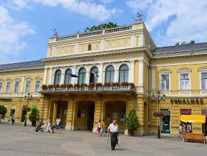 Photo: Nyiregyháza, radnice