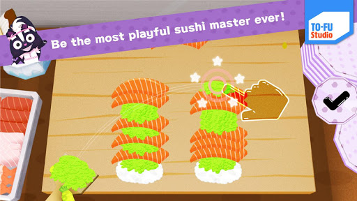 TO-FU Oh!SUSHI  screenshots 2