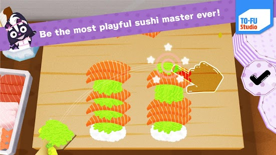 TO-FU Oh!SUSHI Hack for the game