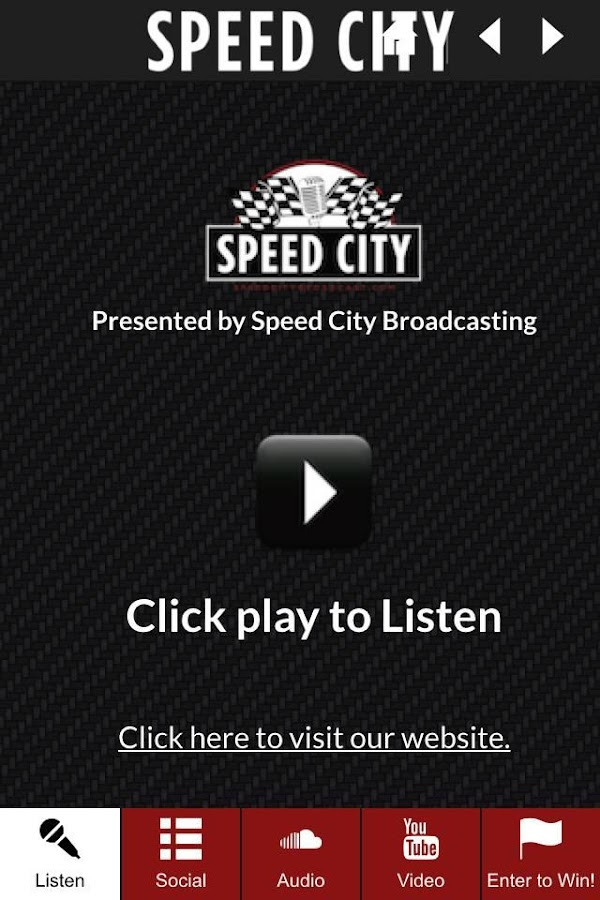 Speed City- screenshot