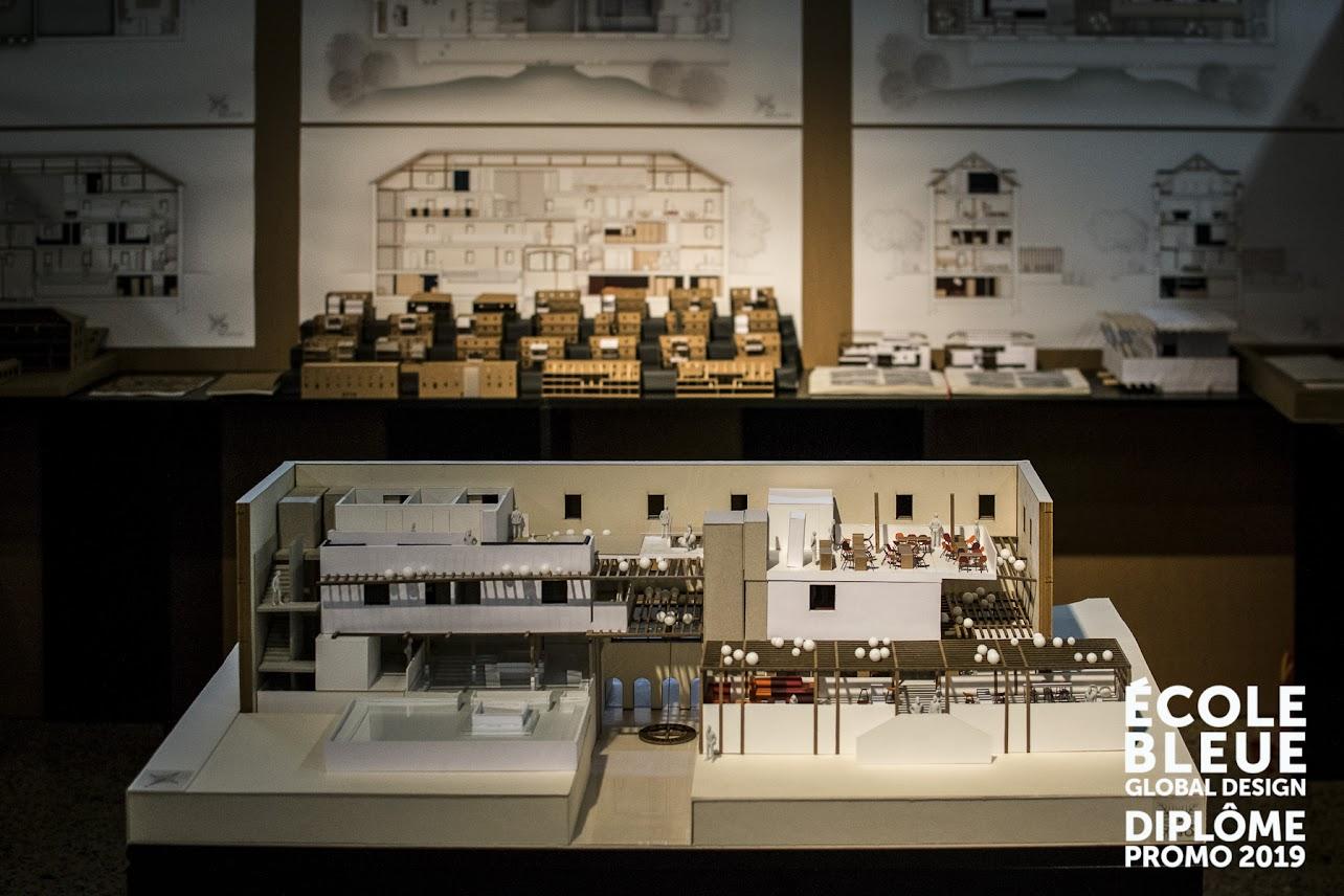 architecture intérieure diplôme 2017