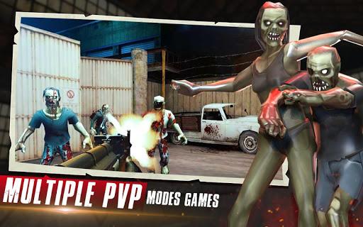 Zombies Halloween Survival 2019 : New Zombie Games 1.0 de.gamequotes.net 5