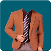 Suit Photo Frames Editor