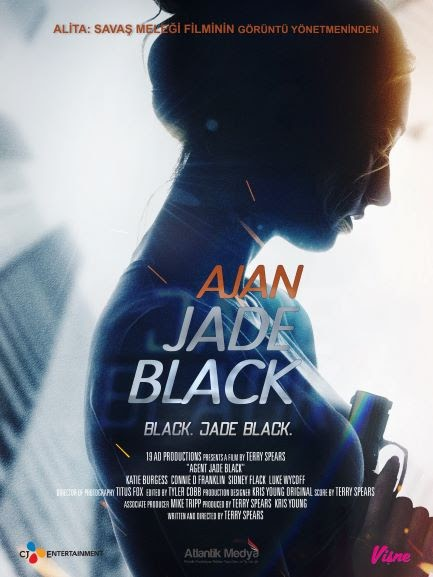 Ajan Jade Black - Black, Jade Black (2020)