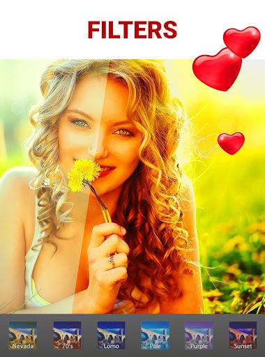 Love Collage Maker - Photo Editor & Heart Frames 2.4.8.3 Screenshots 5