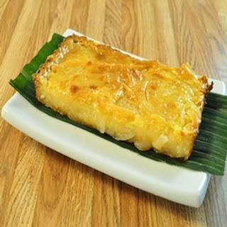 Cassava Cake Recipes.