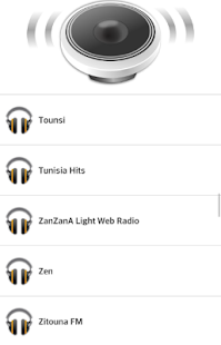 Tunisie Radio - náhled