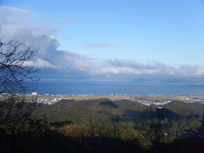 鉄塔からの眺め(琵琶湖)