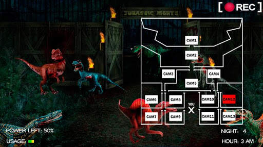 Jurassic Nights 2 screenshot