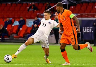 La Bosnie avec deux joueurs de Jupiler Pro League face à la France et la Finlande