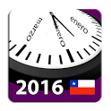 Calendario 2016 Chile icon