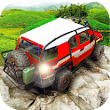 Offroad Monster Truck Driving Extreme Racing Stunt icon