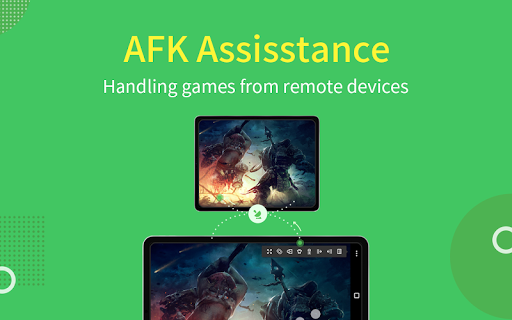 AirMirror: Remote support & Remote control devices android2mod screenshots 16