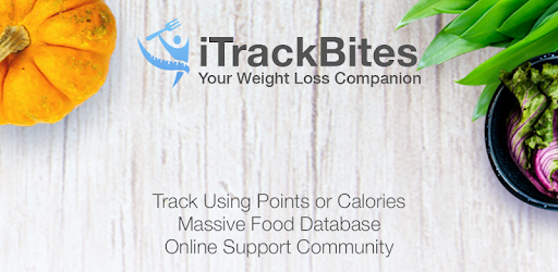 iTrackBites: Smart Weight Loss Aplicaciones (apk) descarga gratuita para Android/PC/Windows screenshot