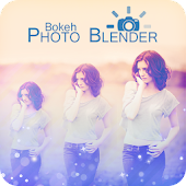 Photo Blender : Bokeh Effect