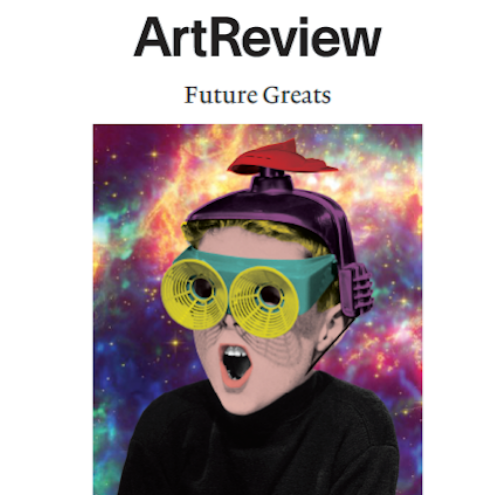 Artreview_futuregreats