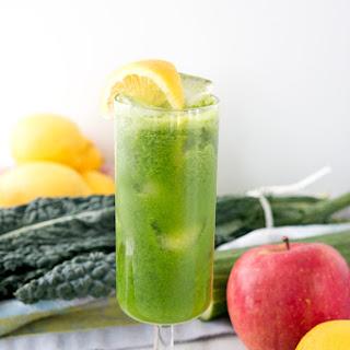Green Detox Juice.