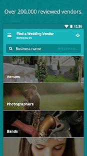 Wedding Planner - WeddingWire- screenshot thumbnail