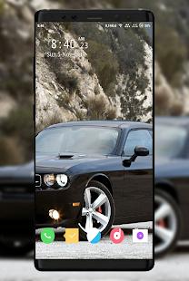 Wallpaper Dodge Car - náhled
