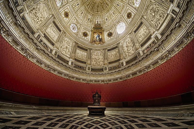 Cattedrale Siviglia di Andri55