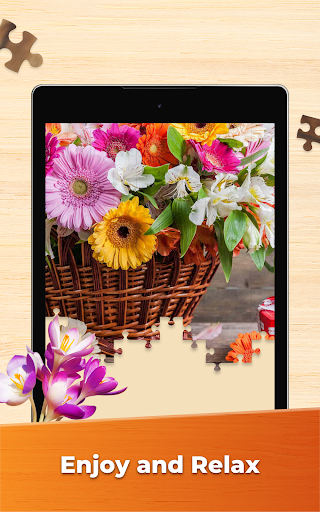 Jigsaw Puzzles - HD Puzzle Games apktram screenshots 8