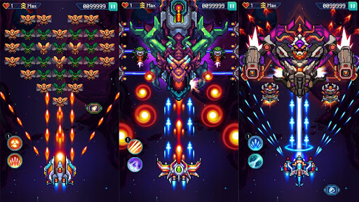 Galaxiga - Classic 80s Arcade 17.4 screenshots 14