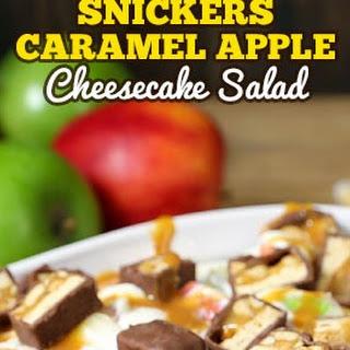 Snicker Apple Salad Recipes