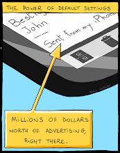 Photo: http://www.bonkersworld.net/the-power-of-default-settings/ #comic