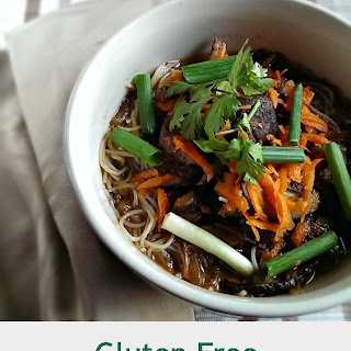 Soup Tuesday - Asian Sesame Braised Short Rib Soup.