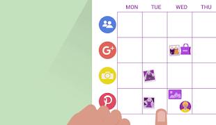 Crea un plan de redes sociales a largo plazo