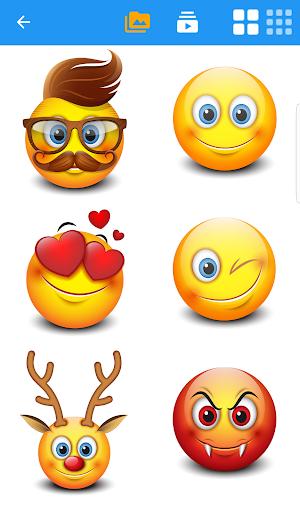 Elite Emoji screenshot 2