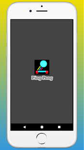 PingPong ball board game Screenshot