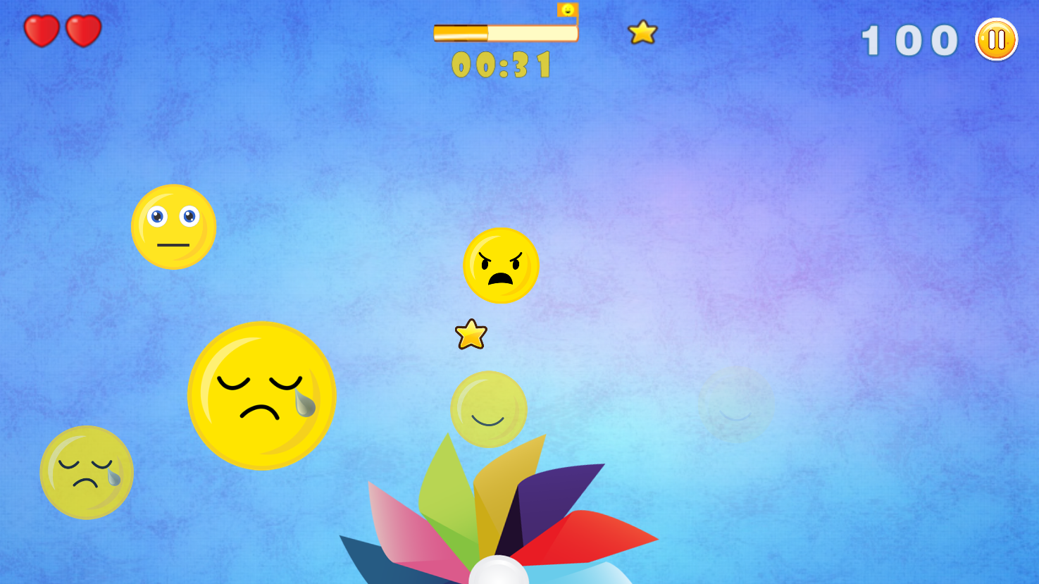 Emoji Game- screenshot