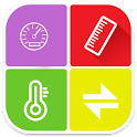 Measurment SI unit converter icon