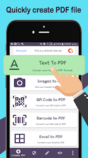 Download Image to PDF Converter - JPG, PNG,GIF To PDF For PC Windows and Mac apk screenshot 4