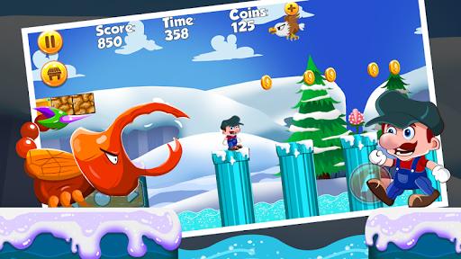 Super Jack's World - Super Jungle World screenshot 6