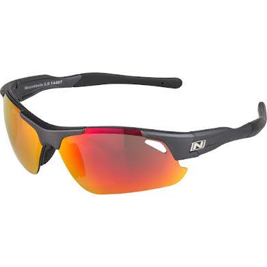 Optic Nerve Neurotoxin 3.0 Sunglasses: Carbon
