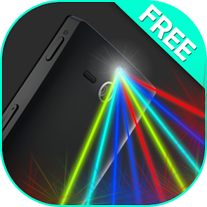 Laser Flash Light Simulator for PC and MAC
