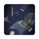 Shattered Glass 3D LWP icon