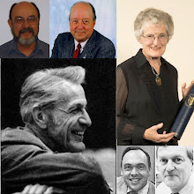 Photo: clockwise from upper left: Dale Bent (UQV), Frank Westerveldt (WSU), Elizabeth Barraclough (NUMAC), Jim Kennedy (UBC), Al Fowler (UBC), Robert Bartels (UM)