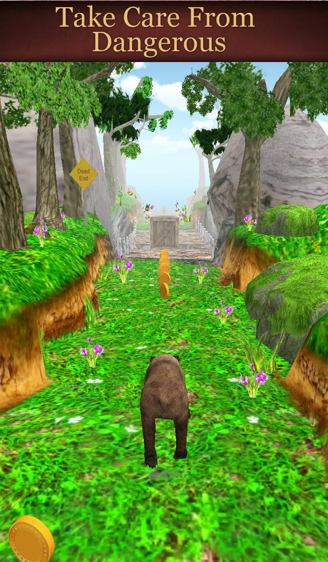 Скриншот Endless Zoo Escape