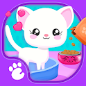 Cute & Tiny Pets - Kids Build Baby Animal Houses icon