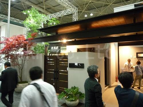 展示会 インテックス大阪 関西エクステリアフェア2018 その2 ケイエフ