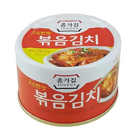 Roasted Kimchi 160g Chongga