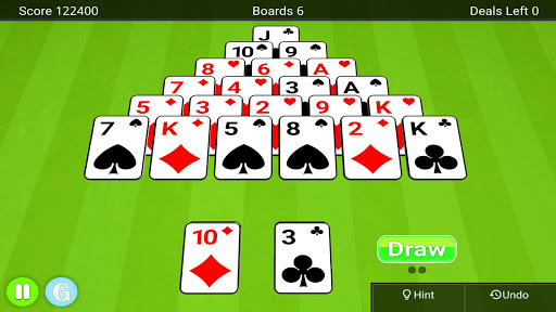 Pyramid Solitaire 3D Ultimate 1.2.3 screenshots 24